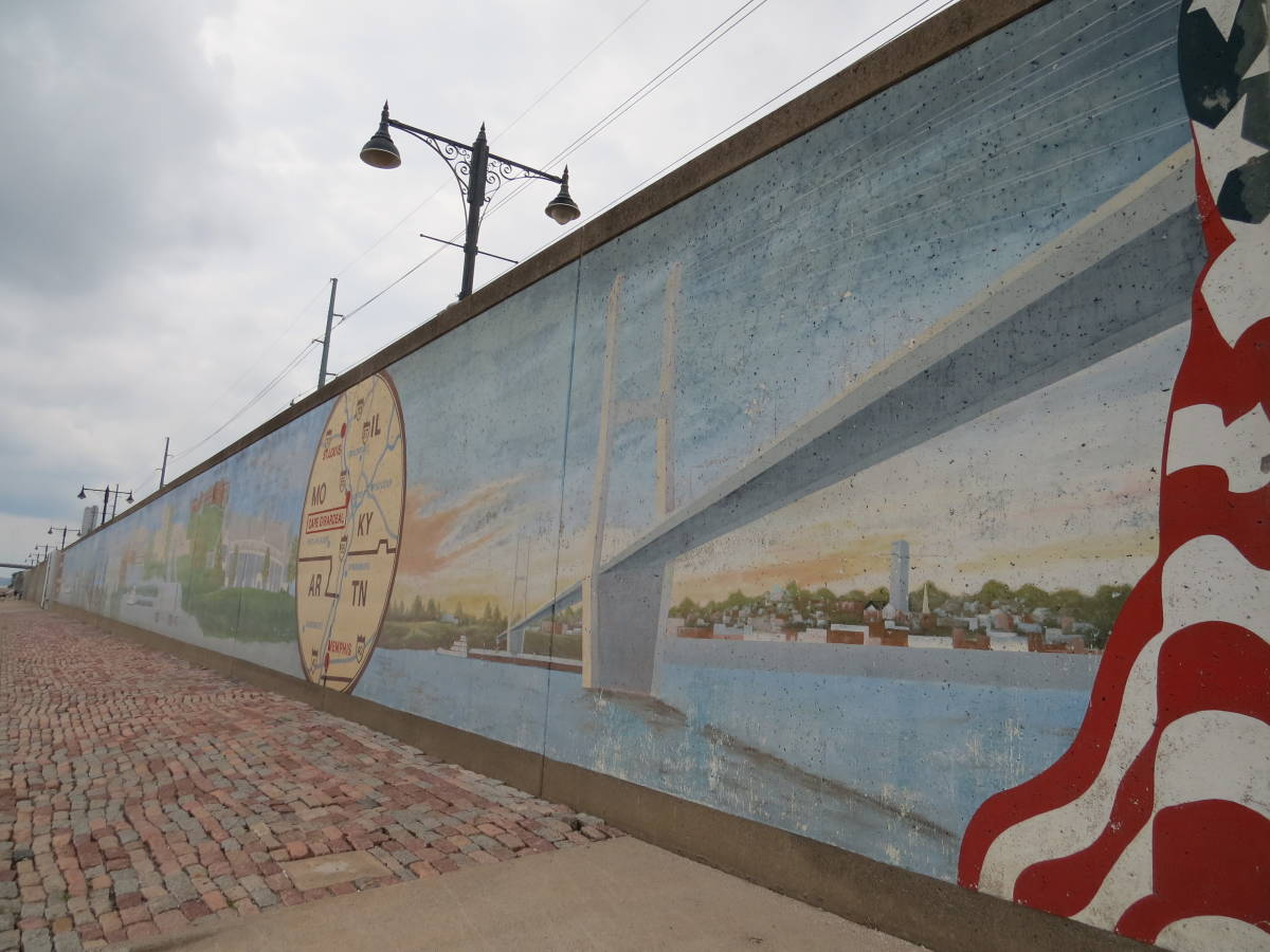 Cape Girardeau offers historical and cultural views