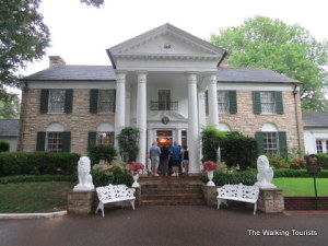 Graceland visit: Thank you. Thank you very much