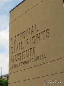 Memphis' National Civil Rights Museum rises from turmoil
