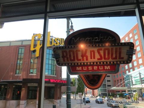 Rock 'n' Soul Museum looks at Memphis' music history
