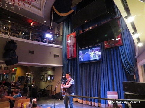 Hard Rock Cafe on Beale Street