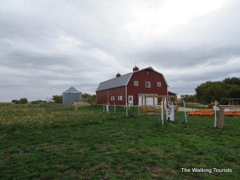 Barn at Enchanted Acres