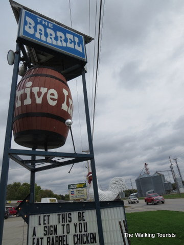 Barrel Drive-In
