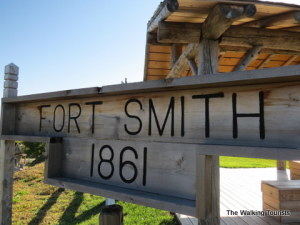 Fort Smith Park offers view of Civil War history in St. Joseph
