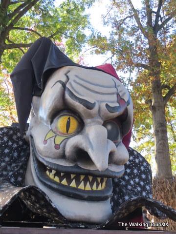 Halloween Haunt Worlds of Fun