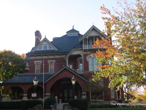 Haunted Atchison - Gargoyle Home