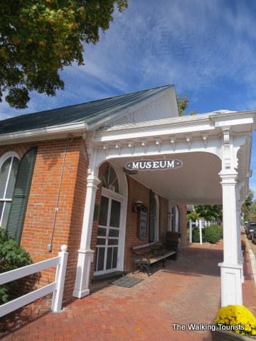 Weston Historical Museum