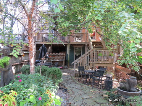 The Secret Garden at Weston Wine Co.