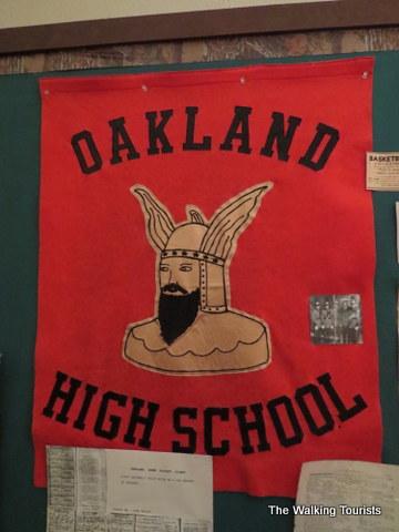 Oakland High School Vikings