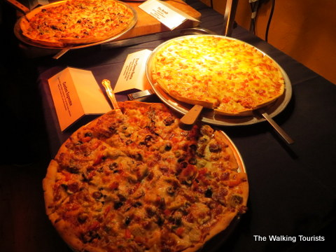 Pizza tour with Omaha Culinary Tours