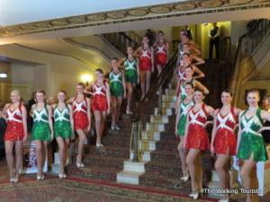 Rockettes kick off the holiday season at Omaha's Orpheum Theatre