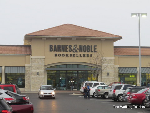 Barnes and Nobles at Bradley Fair