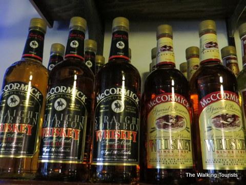 McCormick's Distillery in Weston MO