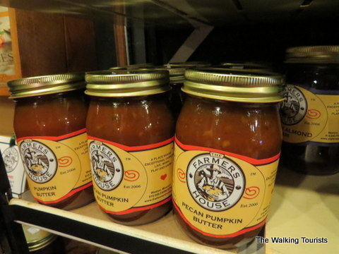 Farmers House Pecan Pumpkin Butter