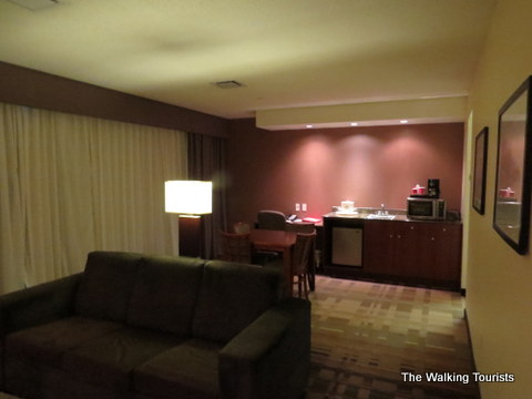 King Suite at Canada Inns Grand Forks
