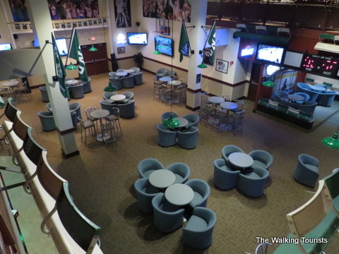 Playmaker's All American Lounge at Canada Inns Grand Forks