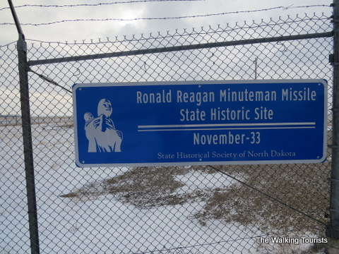 Taking a stroll down memory lane at North Dakota missile site