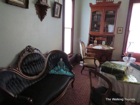 The Murdock House in Old Cowtown in Wichita, KS