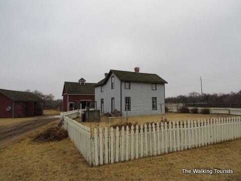 Devore Farm at Cowtown in Wichita, KS