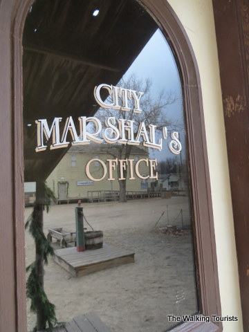 Marshal's Office in Cowtown in Wichita, KS