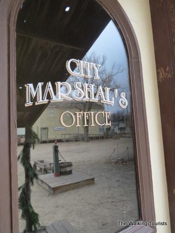 Marshal's Office in Cowtown in Wichita, KS