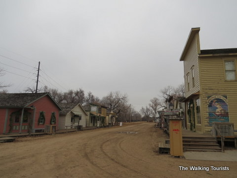 Cowtown Museum in Wichita, KS is a living history museum