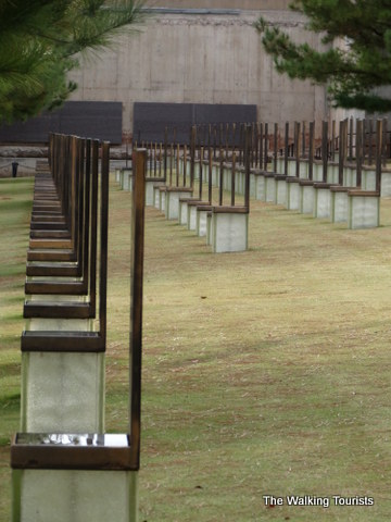 Oklahoma City memorial: Something positive grows from tragedy