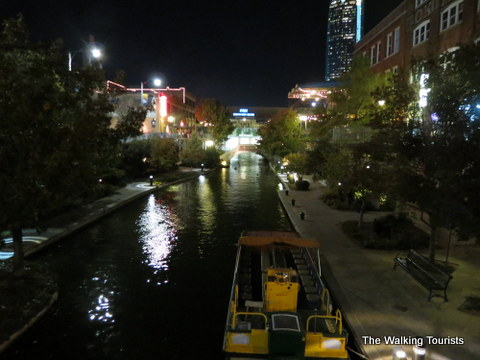 Vacation memories: Canal walk ties Oklahoma City history and present