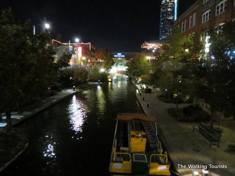 Vacation memories: Canal walk ties Oklahoma City history and present