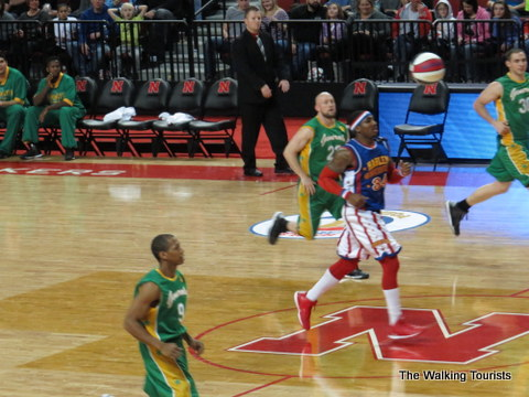 Harlem Globetrotters returning to Lincoln this spring