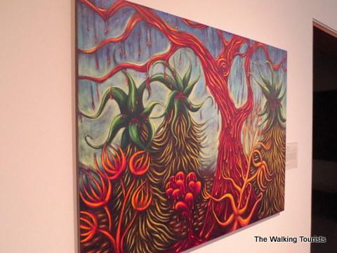 University of Nebraska's Sheldon Art Museum offers interesting views