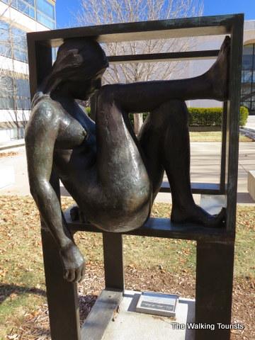 Outdoor Sculpture at Sheldon Art Gallery