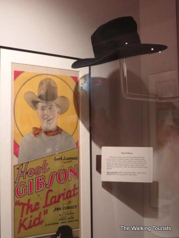 Hoot Gibson memorabilia