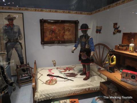 kids western themed bedroom