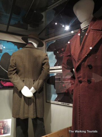 Costumes worn by actors in movie Tombstone