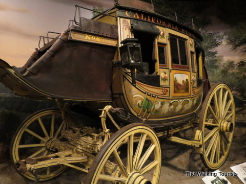 Stage Coach at Autry Museum