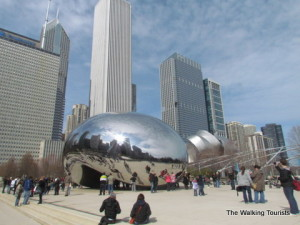 Chicago 'reflects' well with Millennium Park