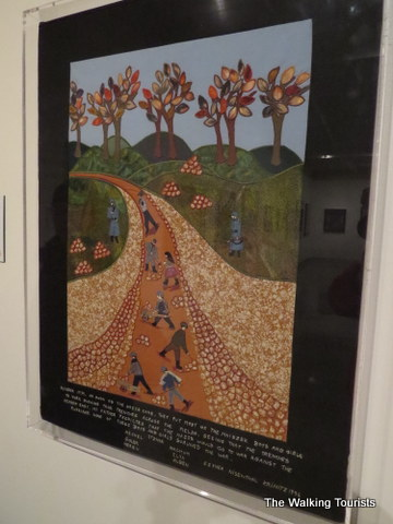 'Fabric of Survival' tells Holocaust story at Omaha's Kaneko gallery