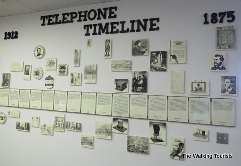 Frank H Woods Museum Documents Phone History In Lincoln