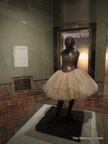 Little Dancer by Degas