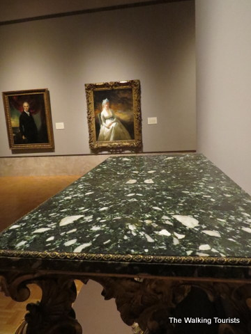 Console Table at Joslyn Art Museum