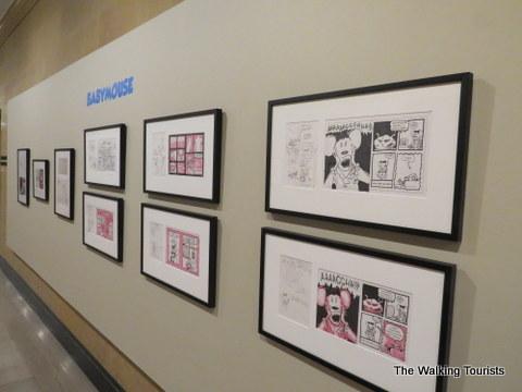 "Temporary Exhibit ""Bam!"" at Joslyn Musuem"