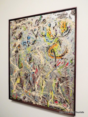 Jackson Pollock - 'Galaxy'