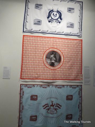 Contemporary Culture in 'Fiber' exhibit at Kaneko