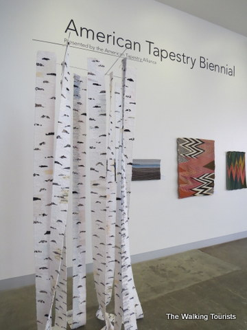 American Tapestry Biennial at Kaneko