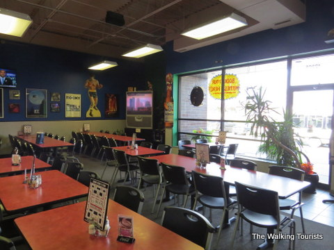 'Before' the Restaurant Impossible renovations