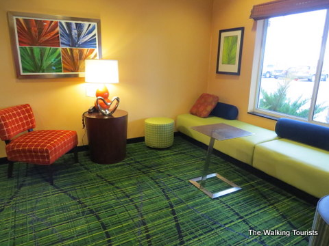 Grand Island's Fairfield Inn and Suites is a comfy stay