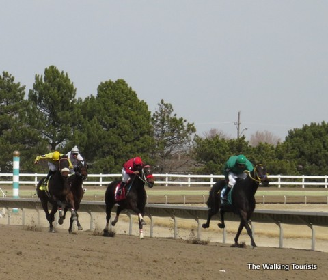 Horse Racing at Fonner Park in Grand Island