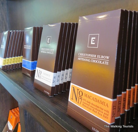 Christopher Elbow Artisanal Chocolate