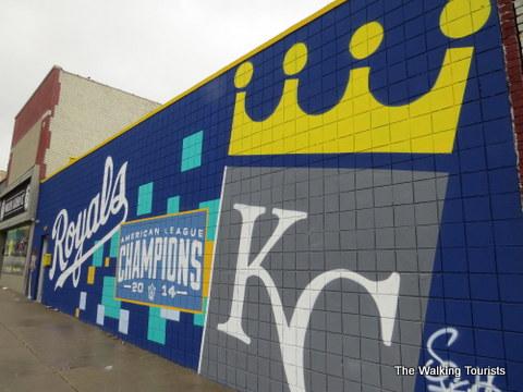 Kansas City Wall Art kansas city street art brightens area - the walking tourists